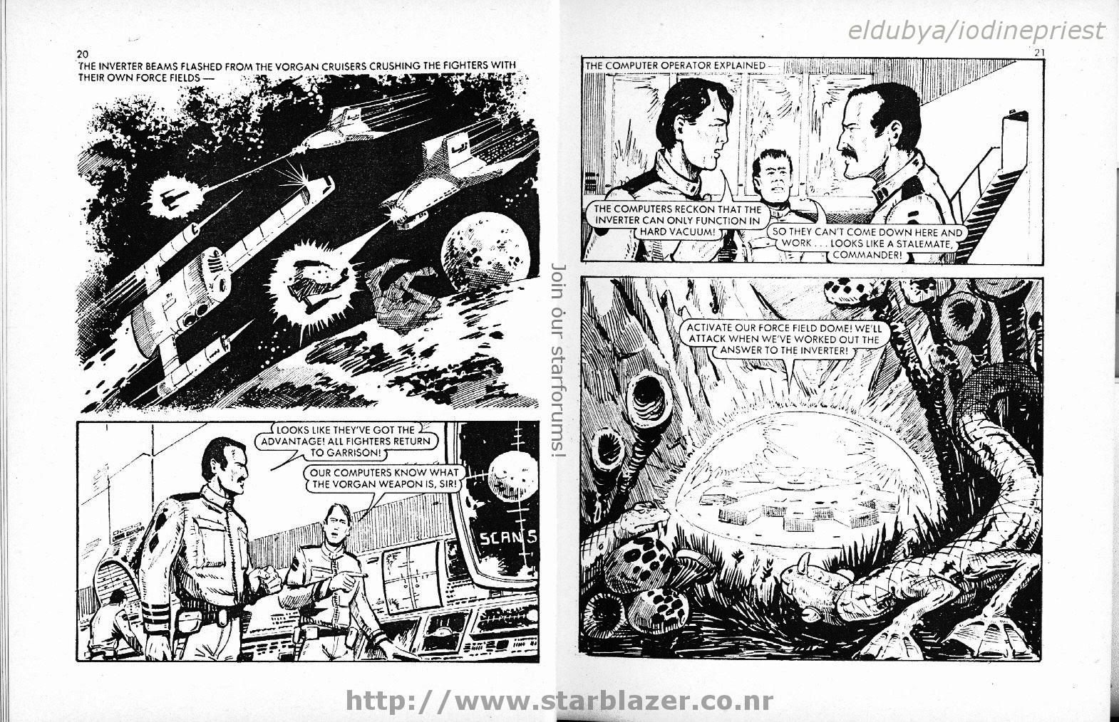 Starblazer issue 98 - Page 12