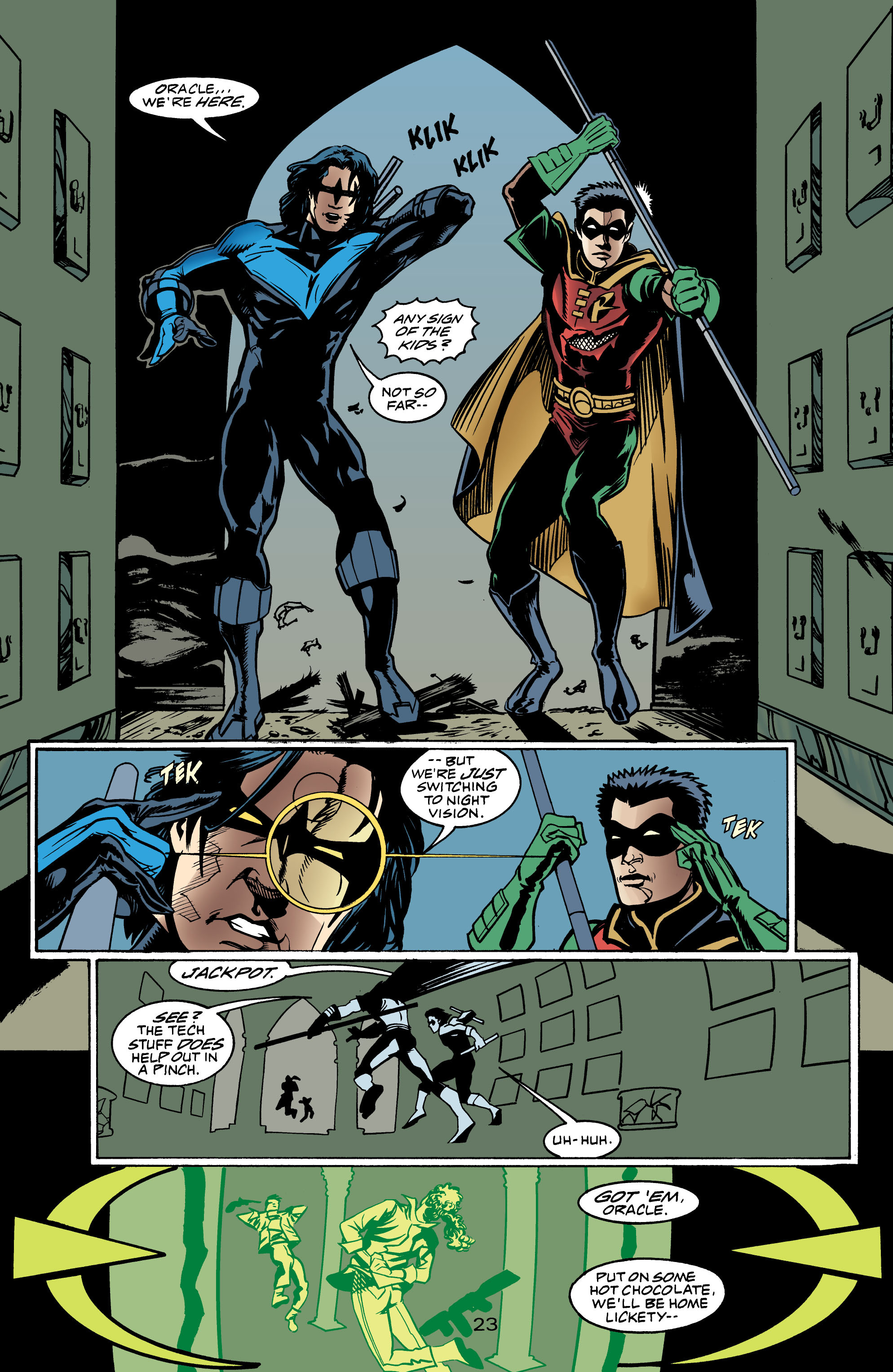 Read online Batman: Day of Judgment comic -  Issue # Full - 24