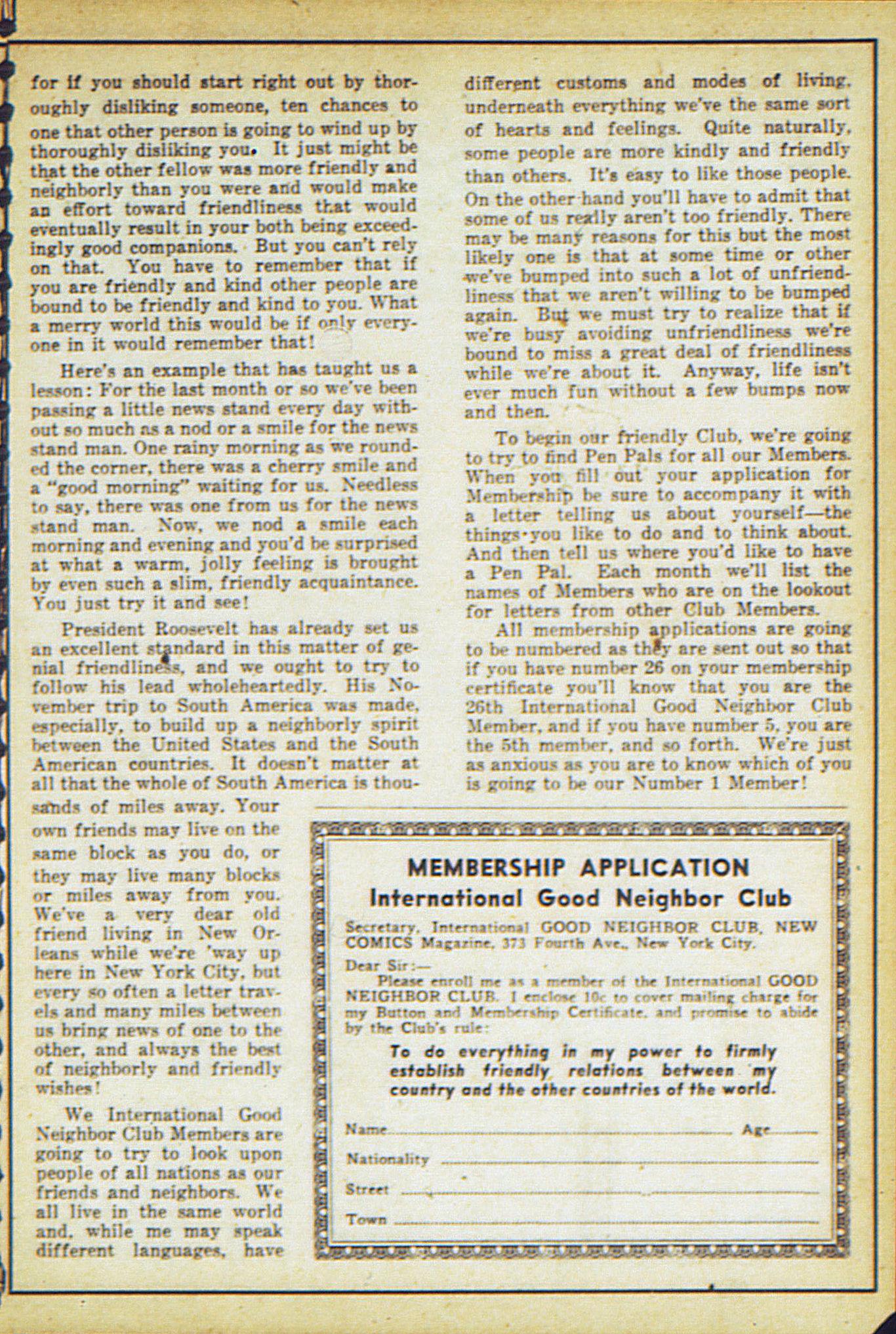 Read online Adventure Comics (1938) comic -  Issue #13 - 45