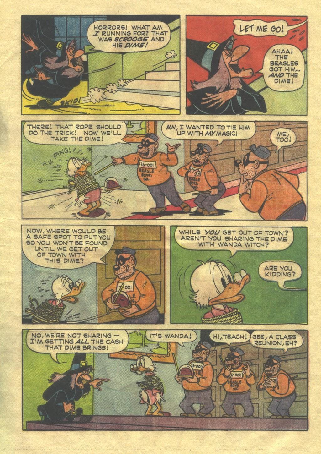 Walt Disney THE BEAGLE BOYS issue 2 - Page 13