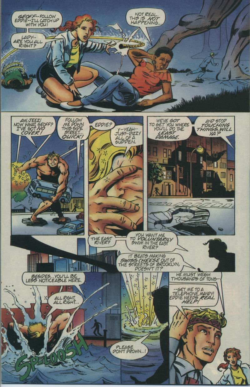 Read online Secret Weapons comic -  Issue #4 - 17