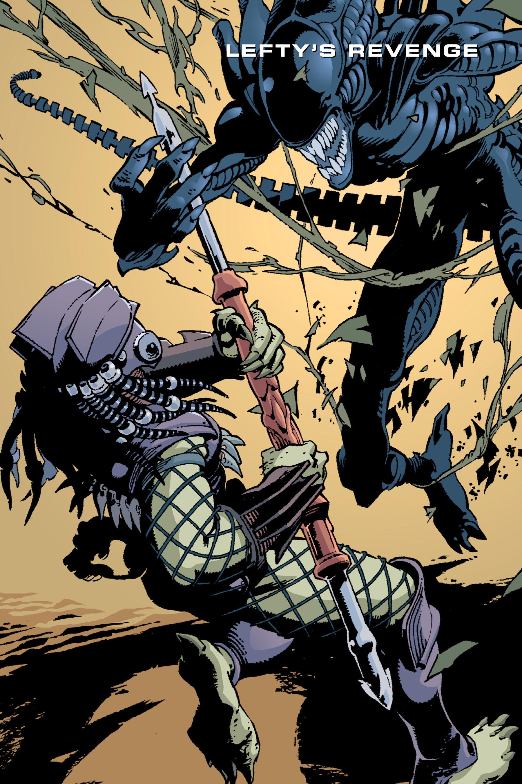 Read online Aliens vs. Predator Omnibus comic -  Issue # _TPB 2 Part 4 - 16