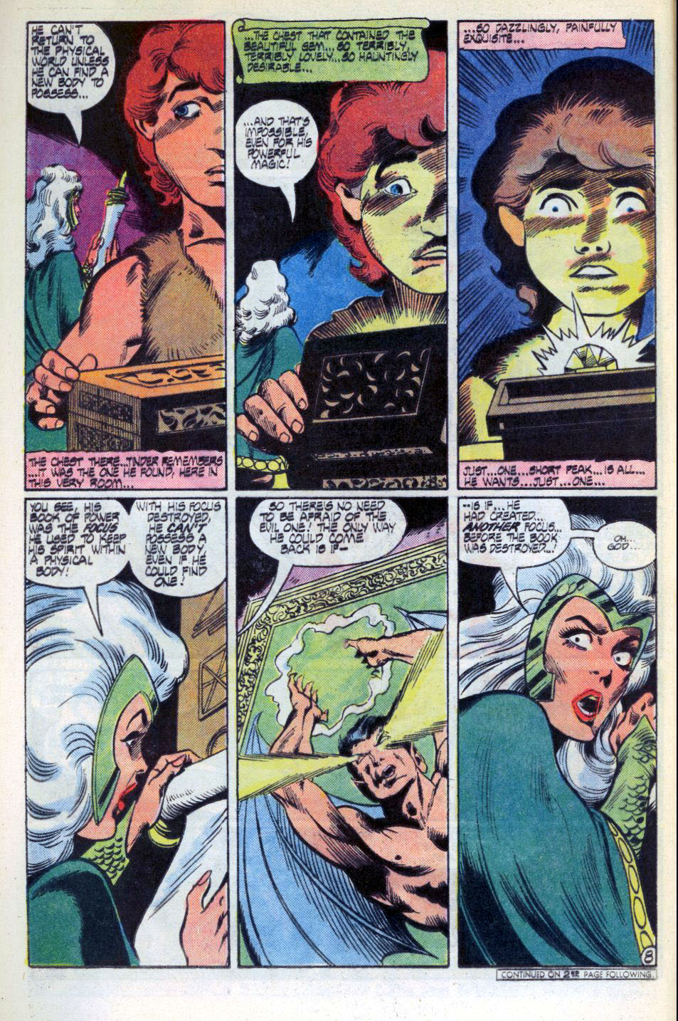 Warlord (1976) issue 92 - Page 9