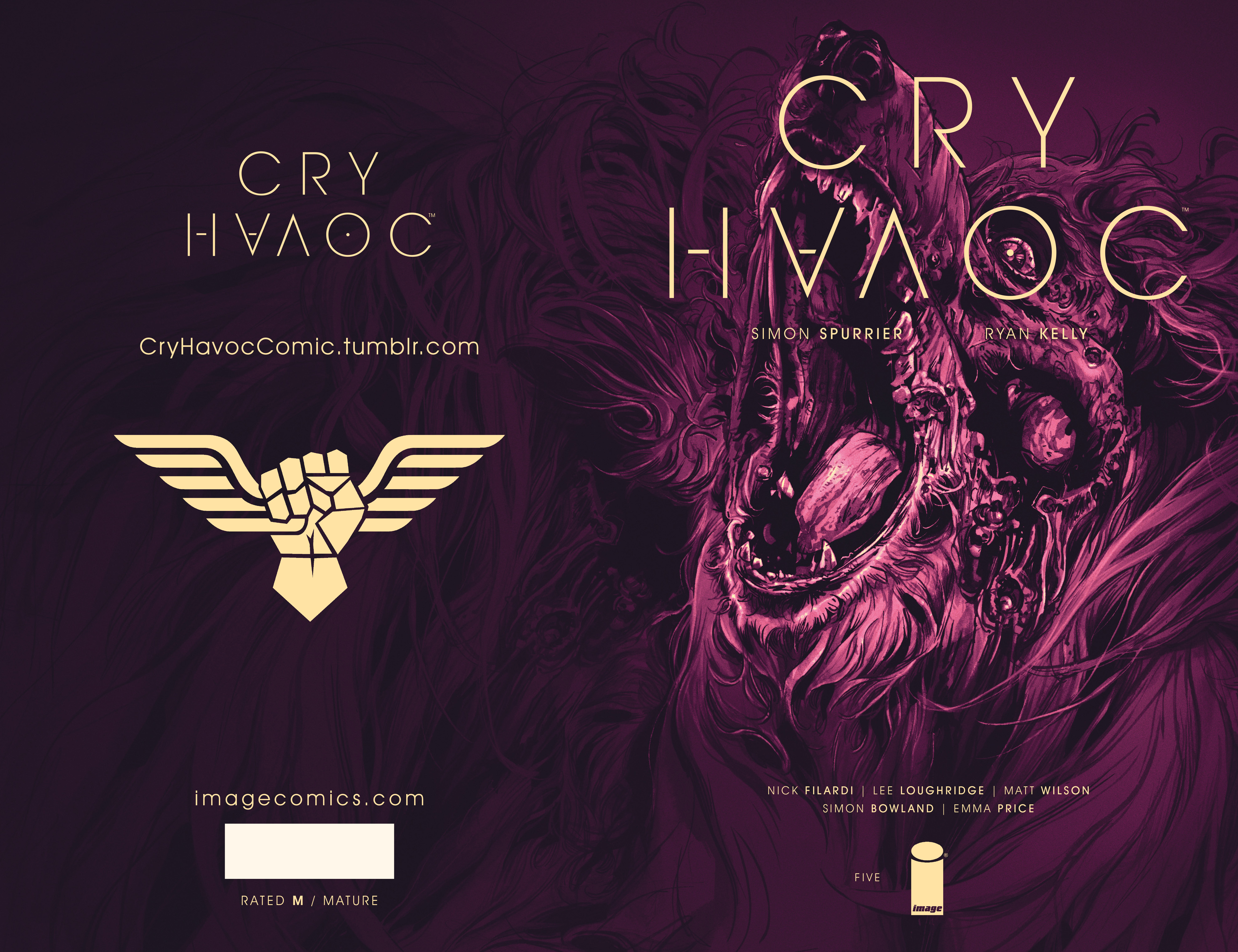 Cry Havoc 5 Page 1
