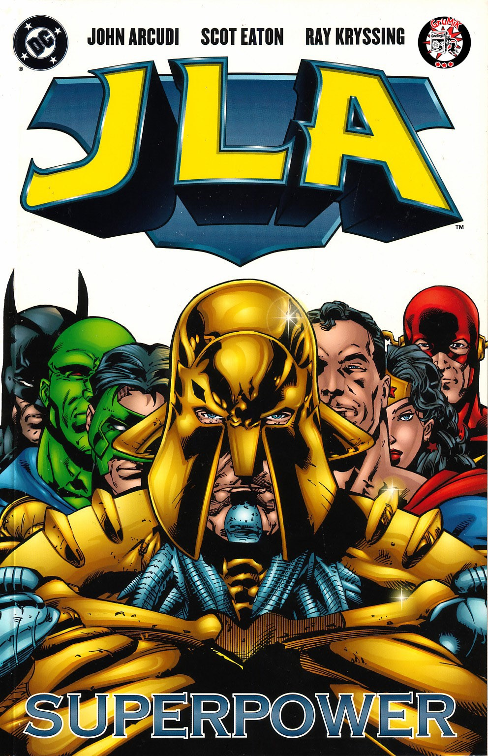 Read online JLA Superpower comic -  Issue # Full - 1