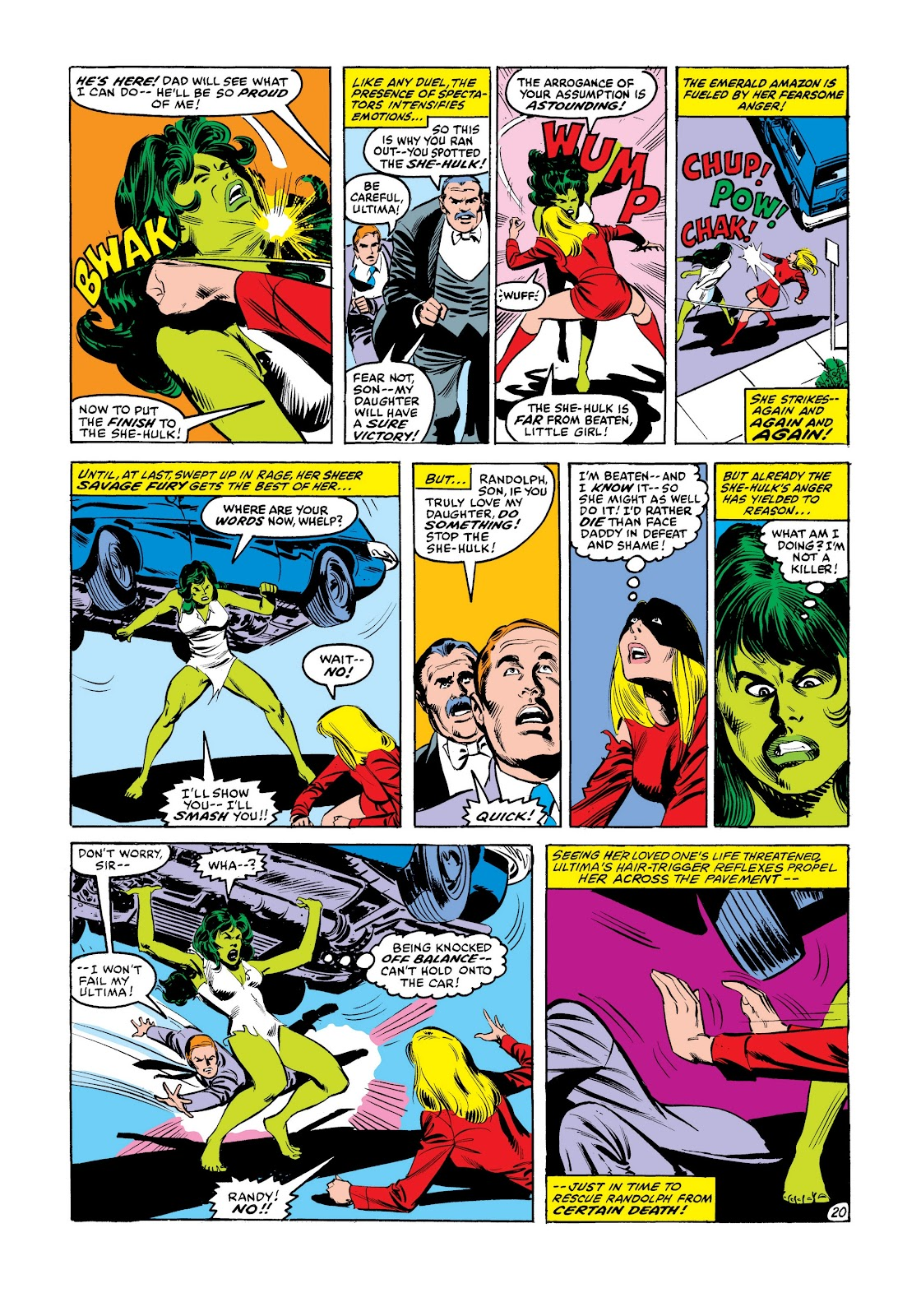 Marvel Masterworks: The Savage She-Hulk issue TPB_1_(Part_2) - Page 92
