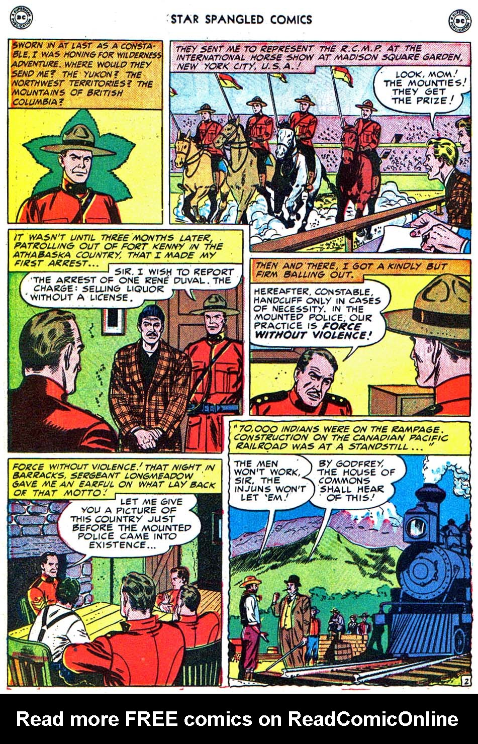 Star Spangled Comics (1941) issue 95 - Page 18