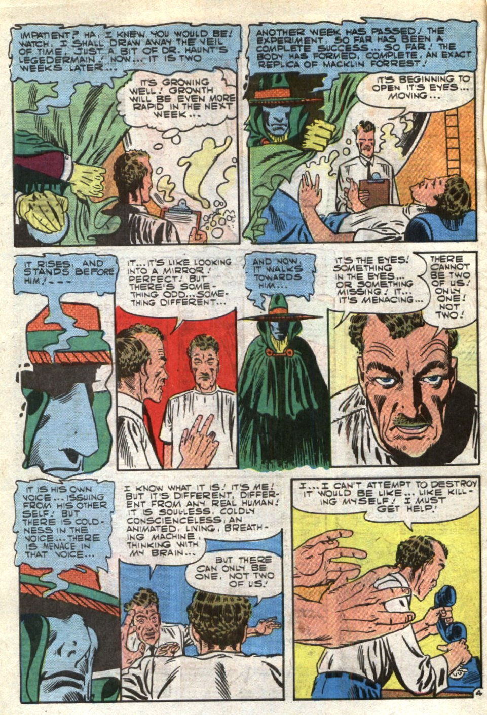 Read online Scary Tales comic -  Issue #39 - 12