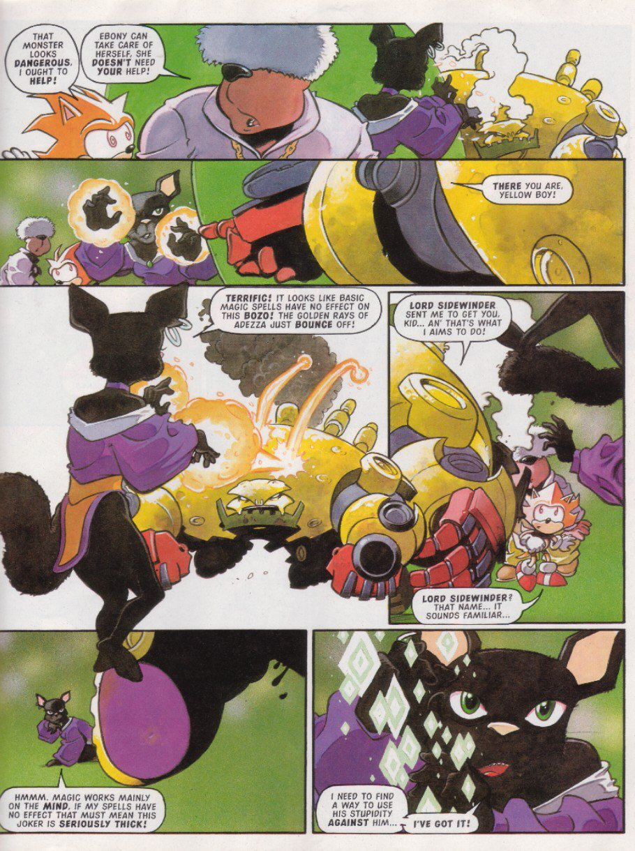 Read online Sonic the Comic comic -  Issue #117 - 11