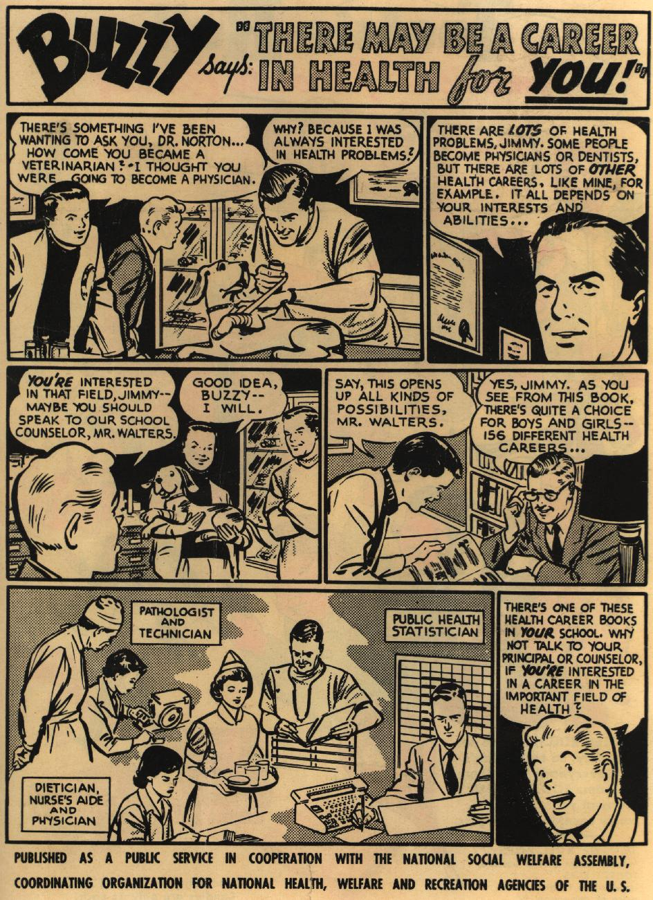 Read online All-Star Western (1951) comic -  Issue #83 - 35