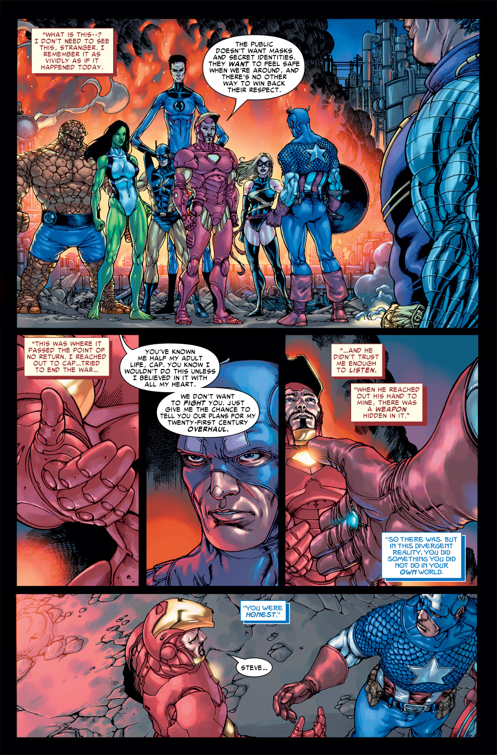 What If? Civil War issue Full - Page 31