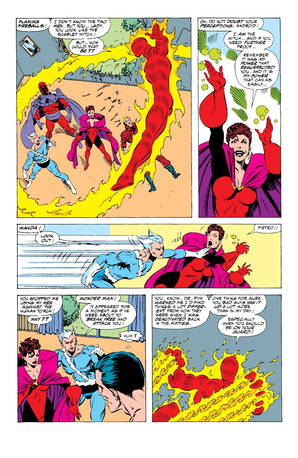 Avengers West Coast (1989) issue 57 - Page 5