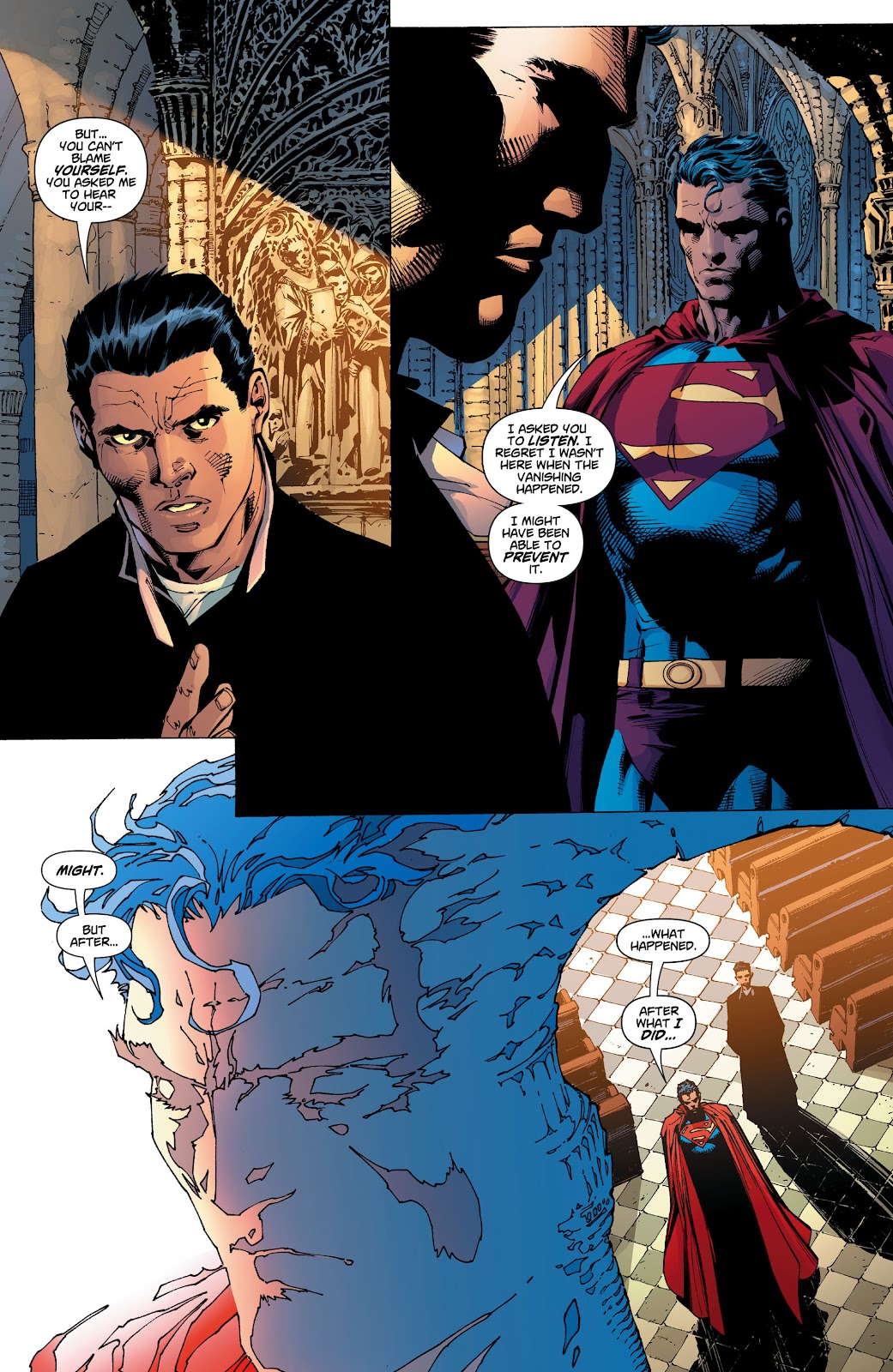 Read online Superman: For Tomorrow comic -  Issue # TPB (Part 1) - 33