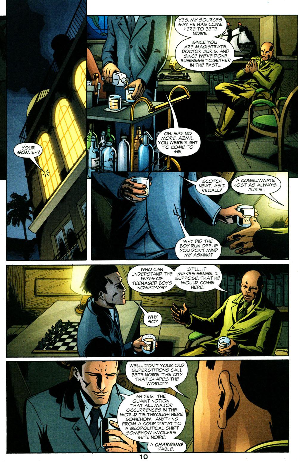 Read online Fallen Angel (2003) comic -  Issue #3 - 11