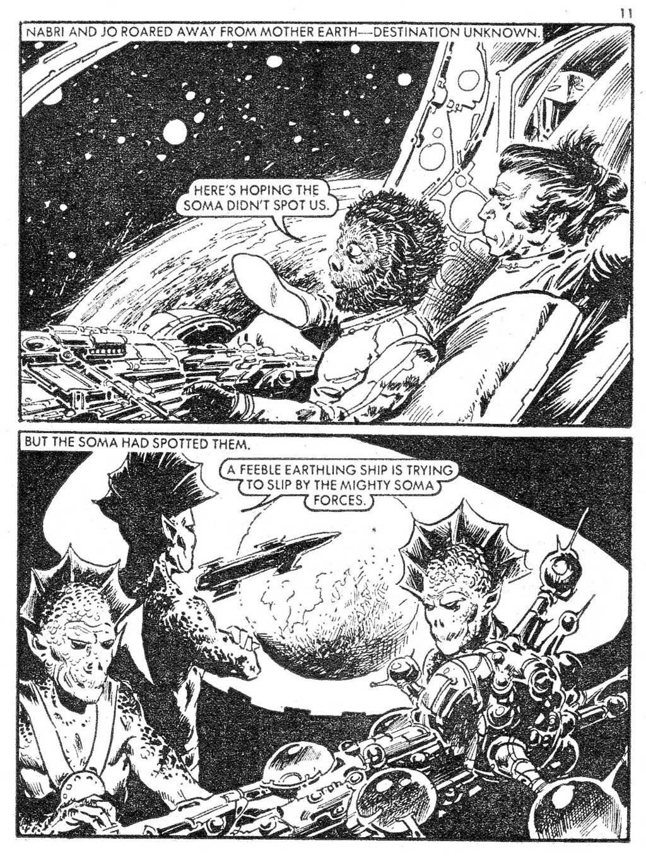 Starblazer issue 16 - Page 11