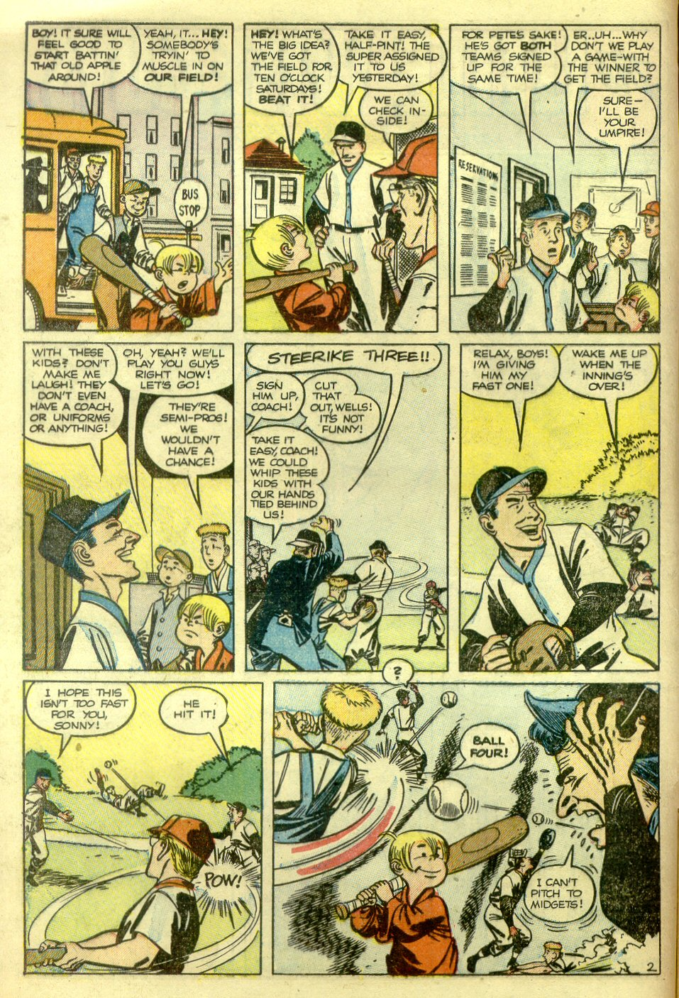 Daredevil (1941) issue 108 - Page 4