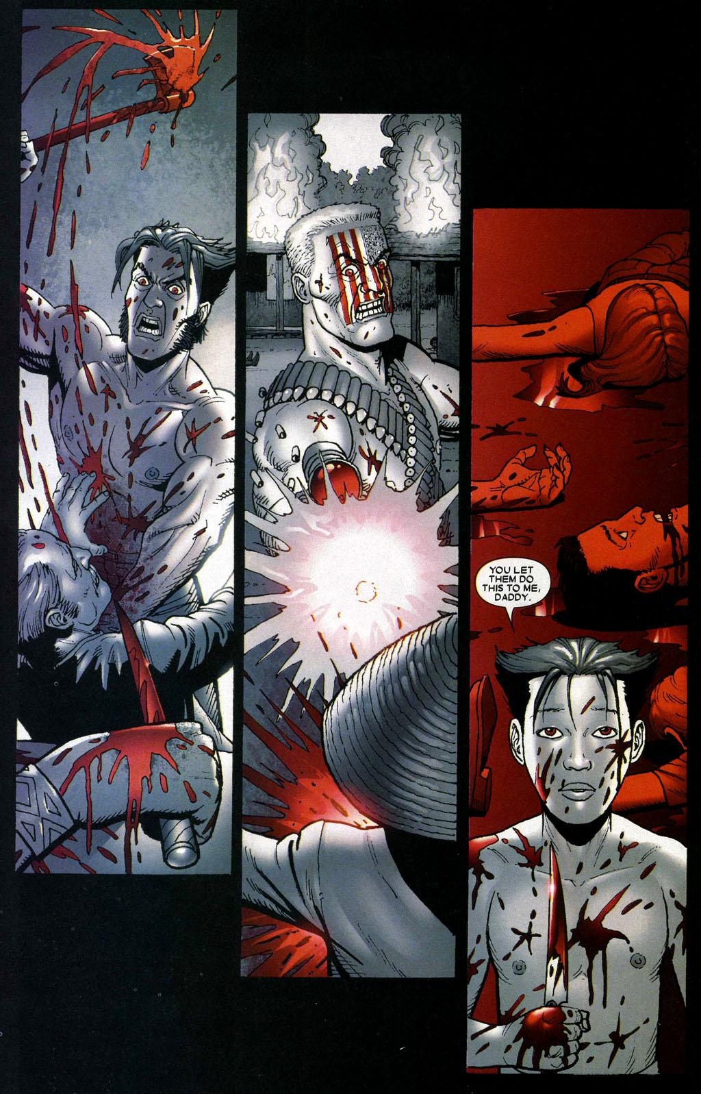 Read online Wolverine: Origins comic -  Issue #5 - 17