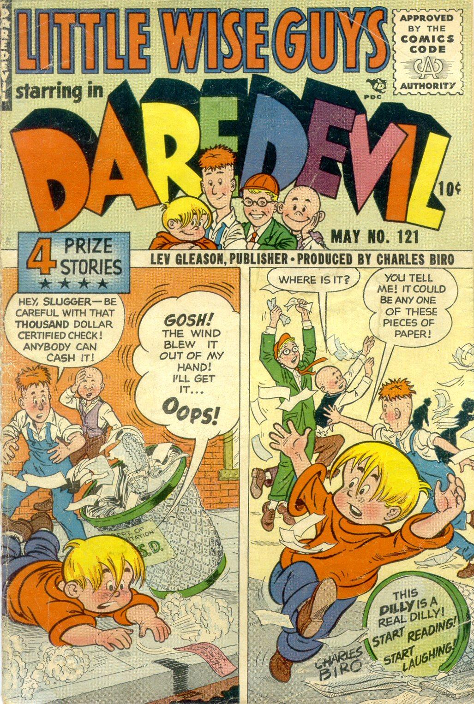 Daredevil (1941) 121 Page 1