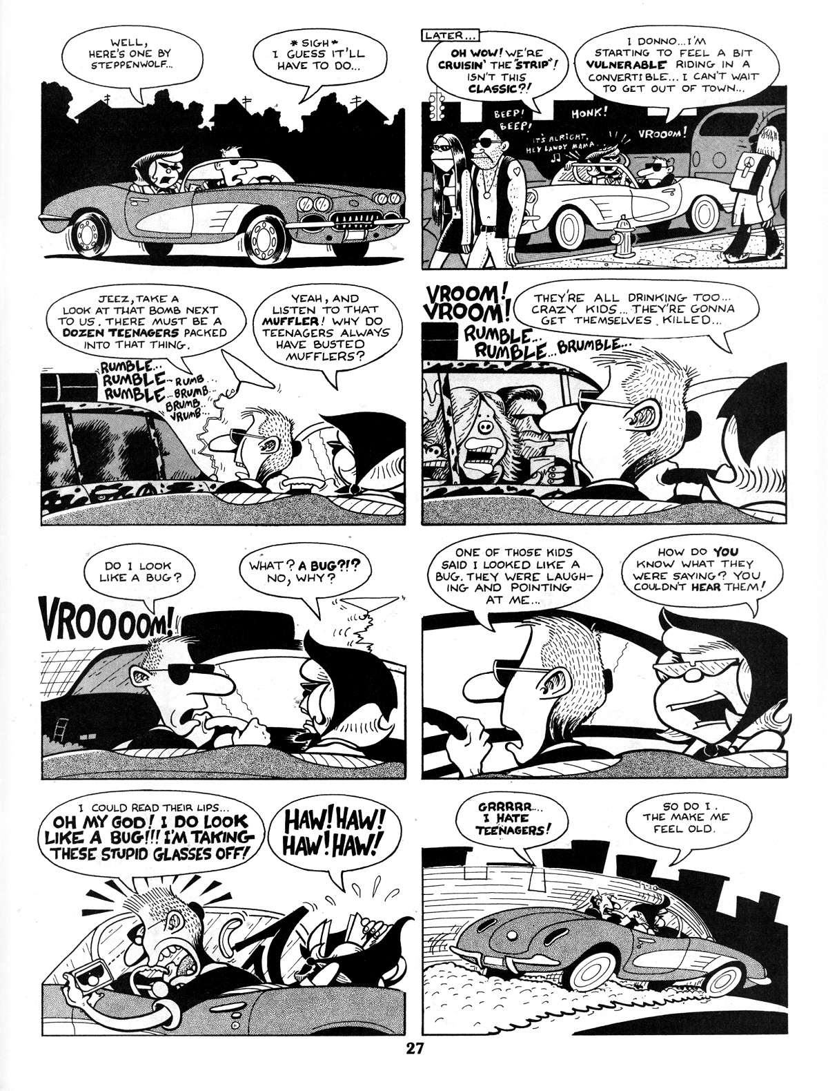 Read online Neat Stuff comic -  Issue #8 - 28