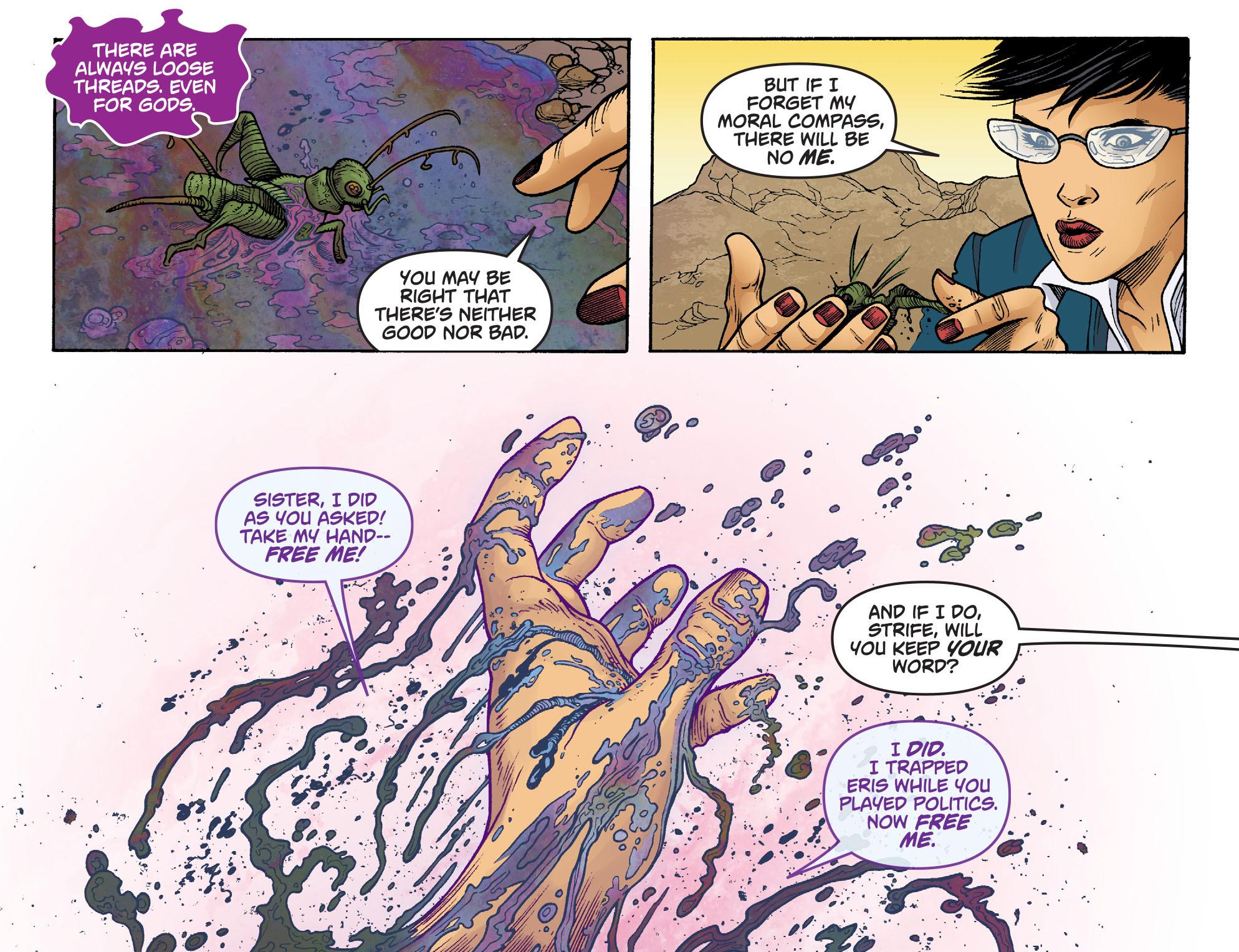 Read online Sensation Comics Featuring Wonder Woman comic -  Issue #44 - 22