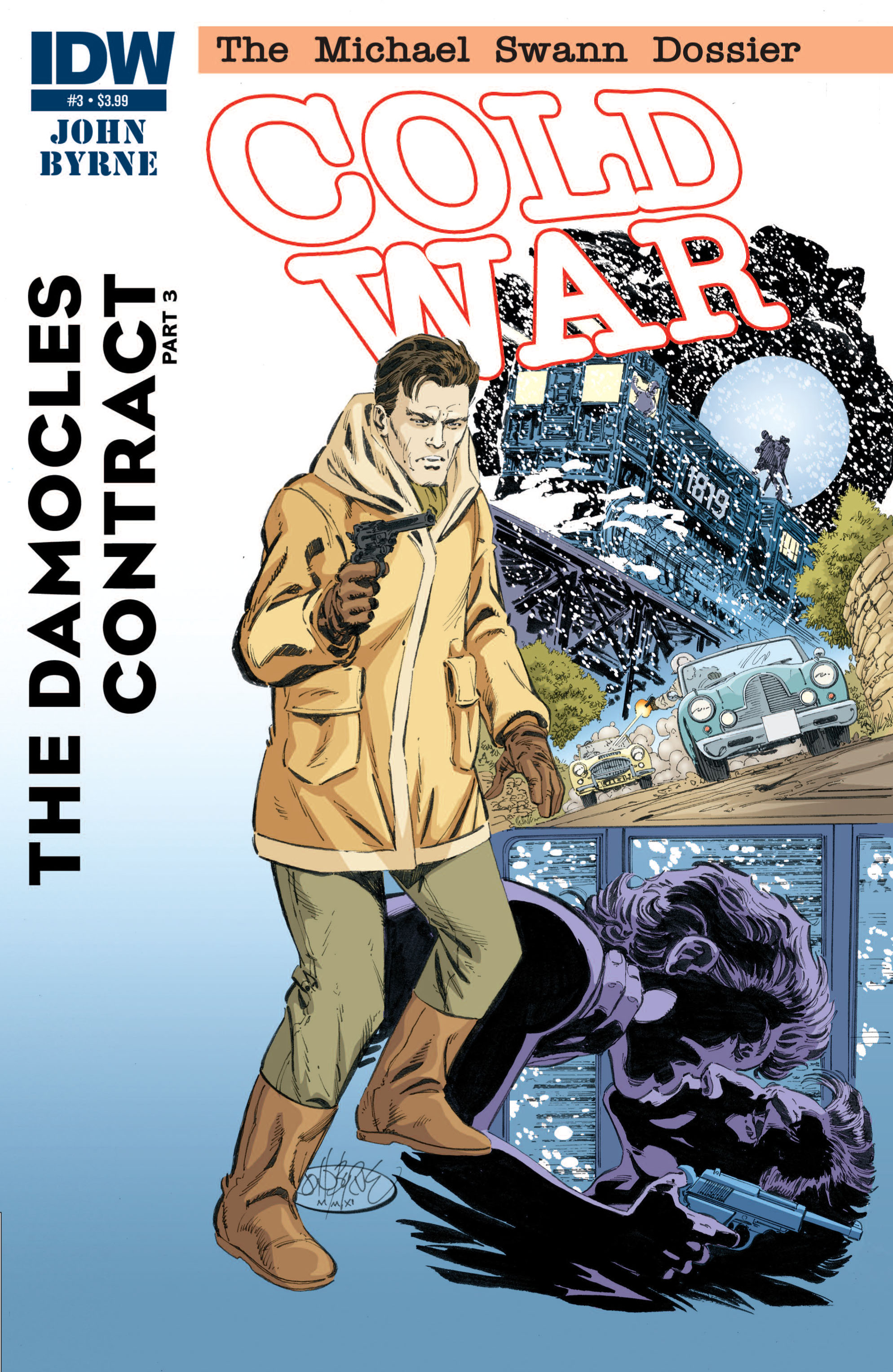 Read online Cold War comic -  Issue # TPB - 56