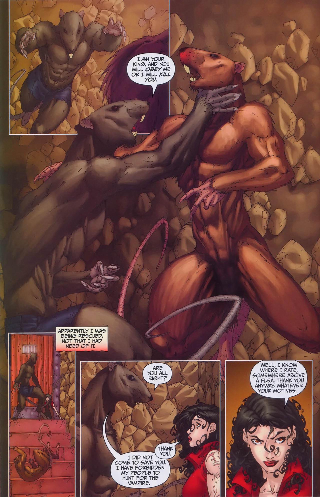 Read online Anita Blake, Vampire Hunter: Guilty Pleasures comic -  Issue #3 - 5
