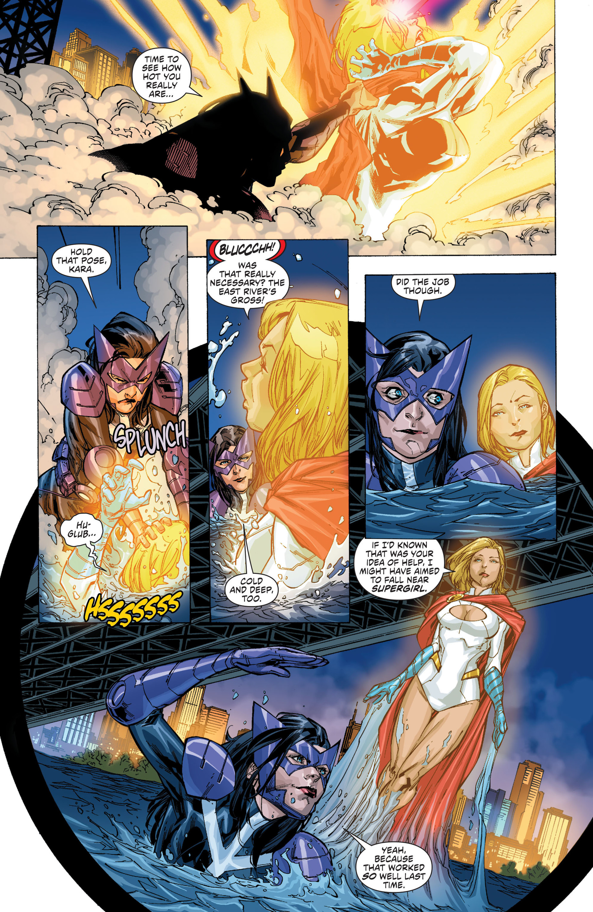 Read online Worlds' Finest comic -  Issue #18 - 5