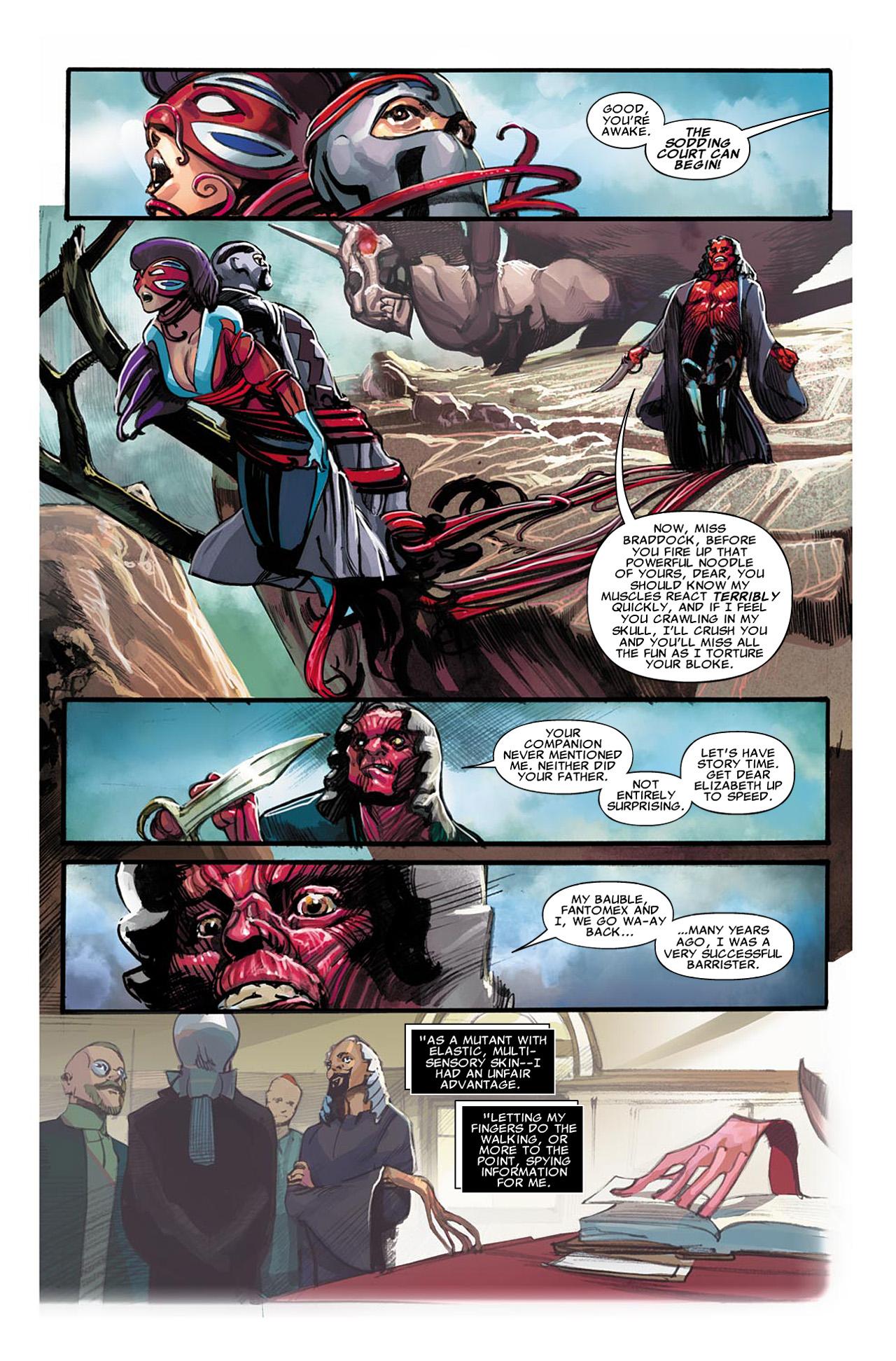 Uncanny X-Force (2010) #22 #24 - English 17