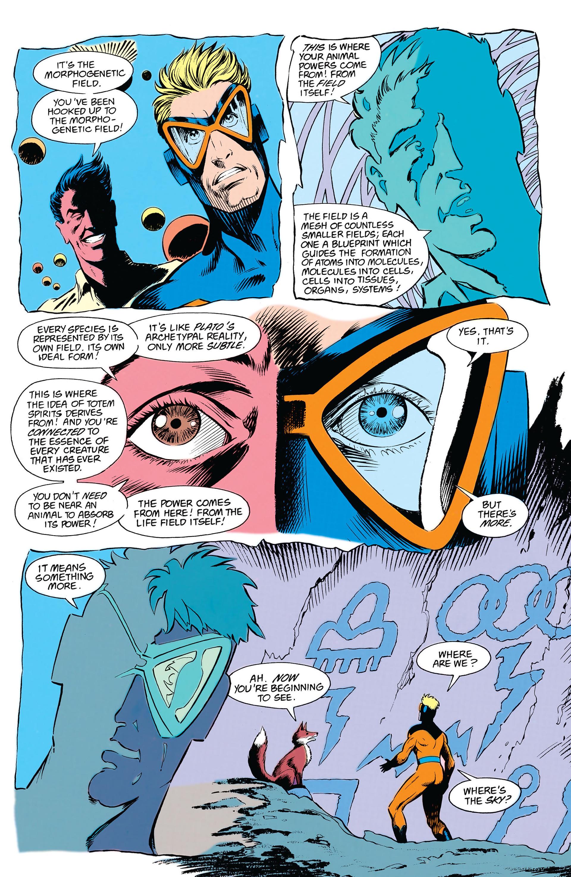 Read online Animal Man (1988) comic -  Issue #18 - 18