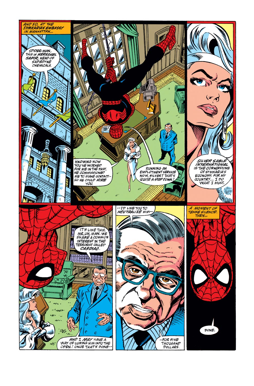 The Amazing Spider-Man (1963) 345 Page 9
