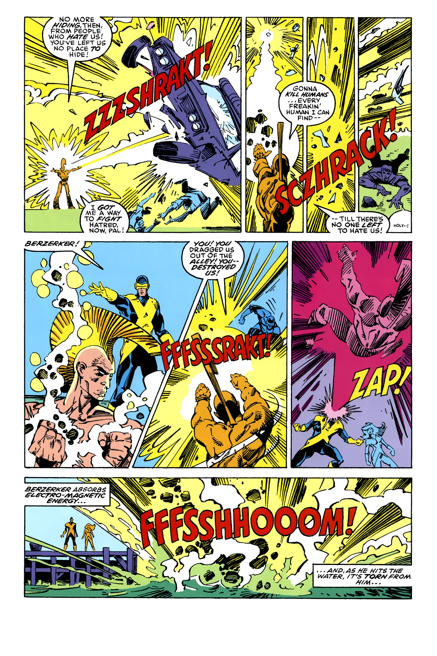 Read online X-Factor (1986) comic -  Issue #11 - 21