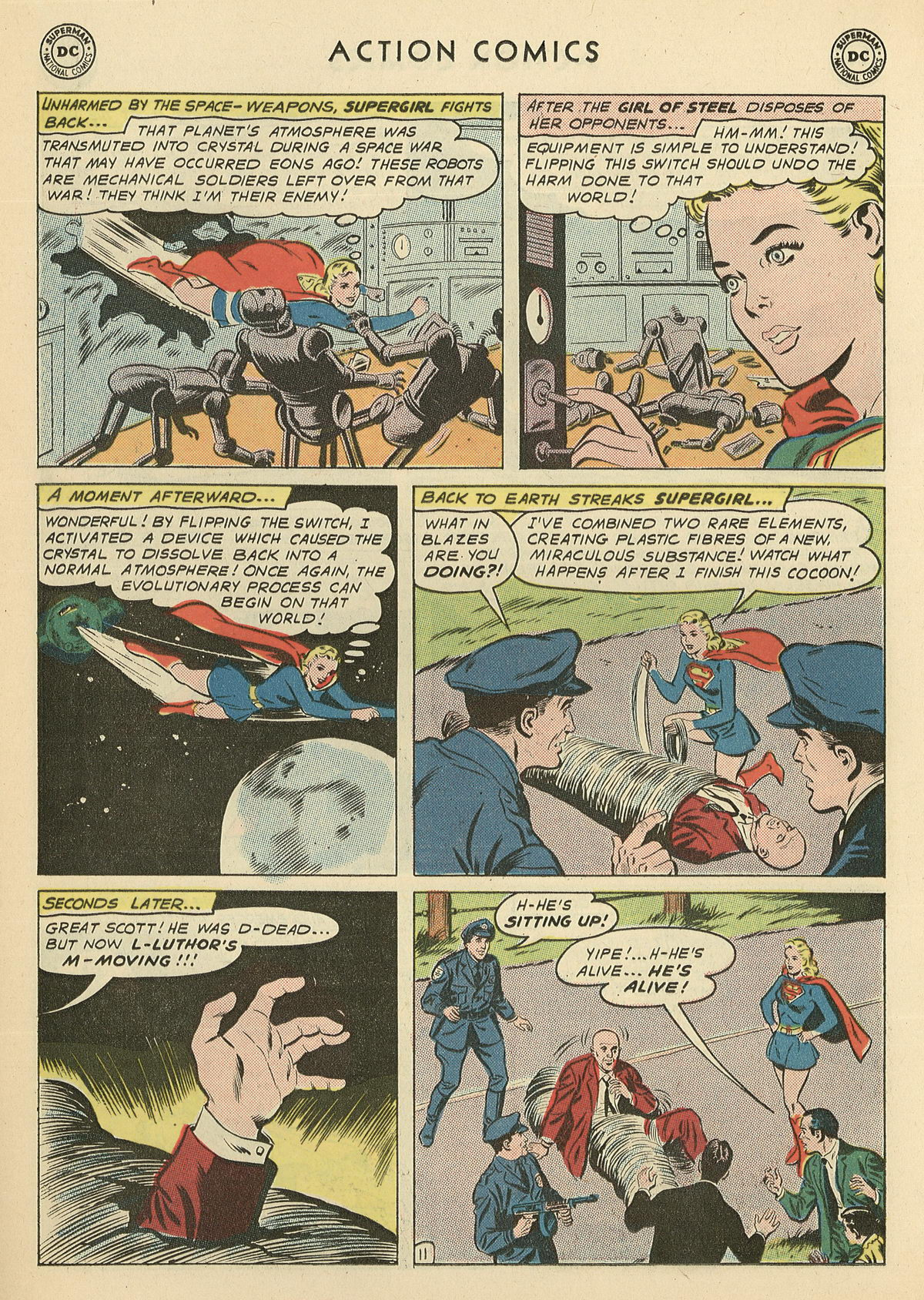 Read online Action Comics (1938) comic -  Issue #286 - 30
