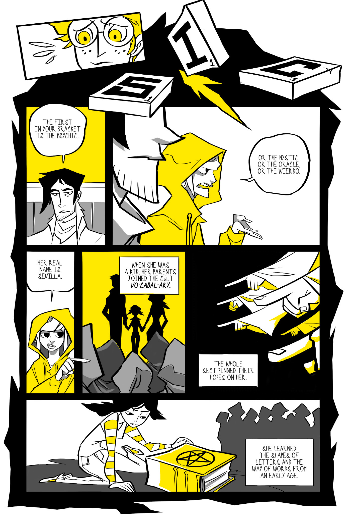 Read online BUZZ! comic -  Issue # TPB - 91