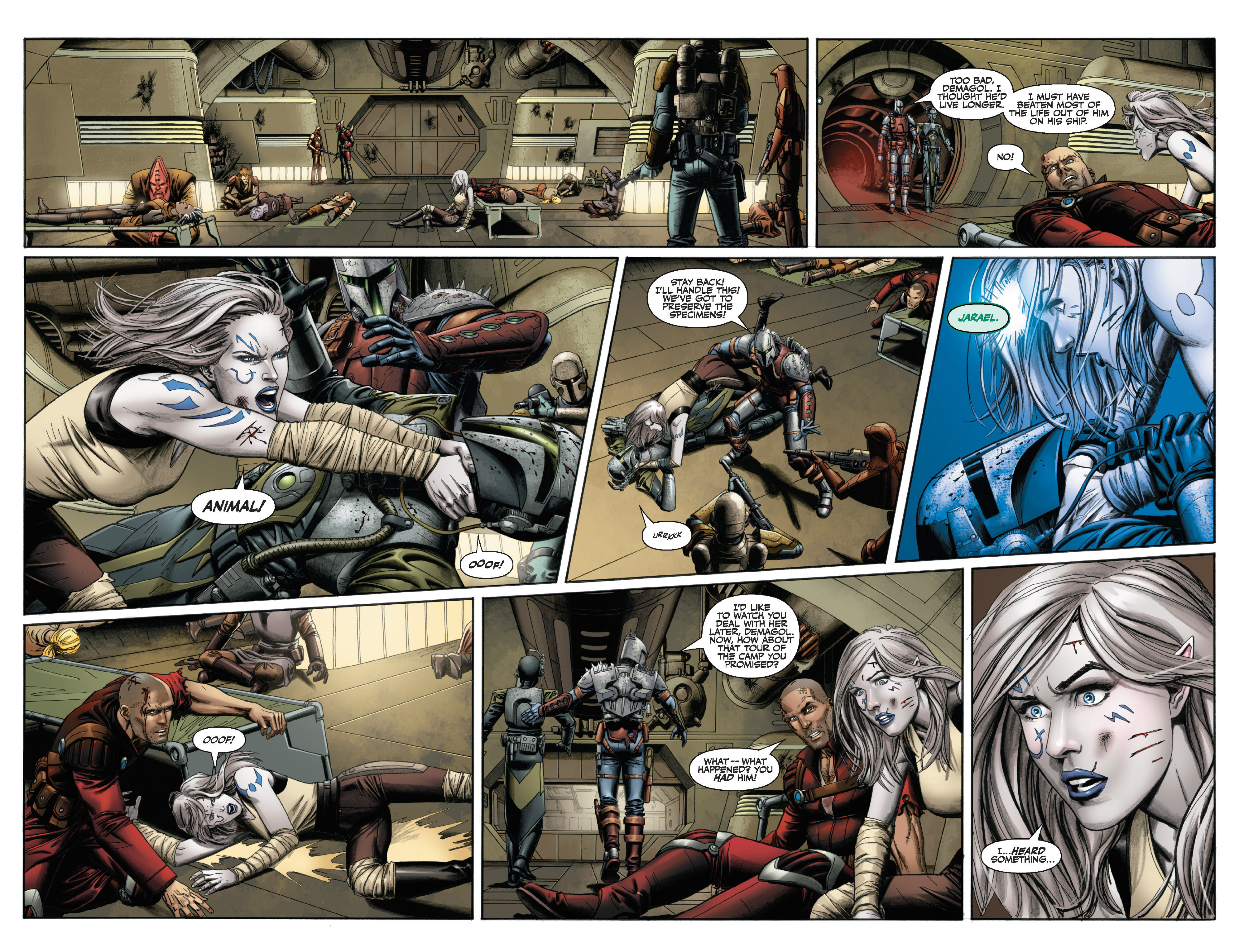 Read online Star Wars Omnibus comic -  Issue # Vol. 29 - 194
