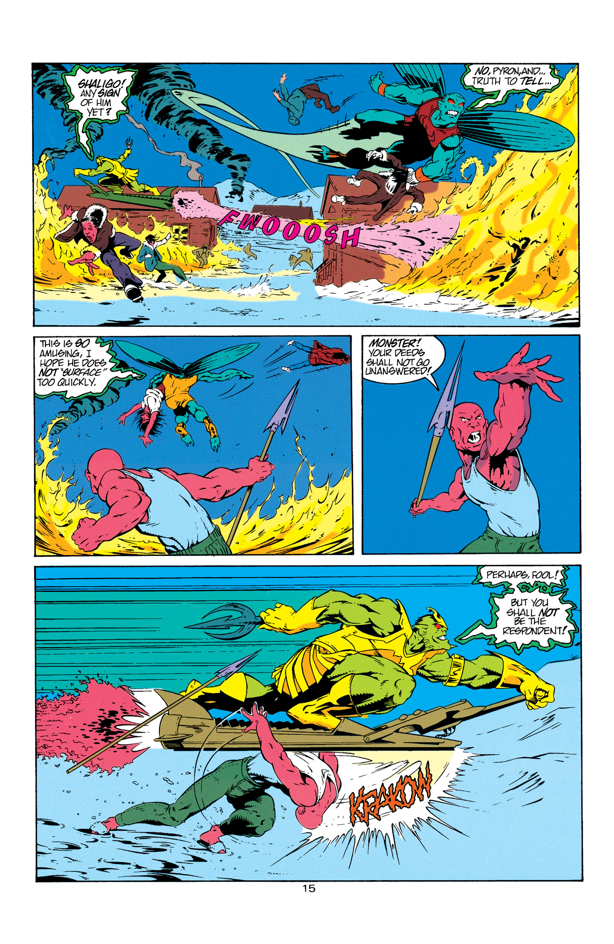 Read online Aquaman (1994) comic -  Issue #6 - 16