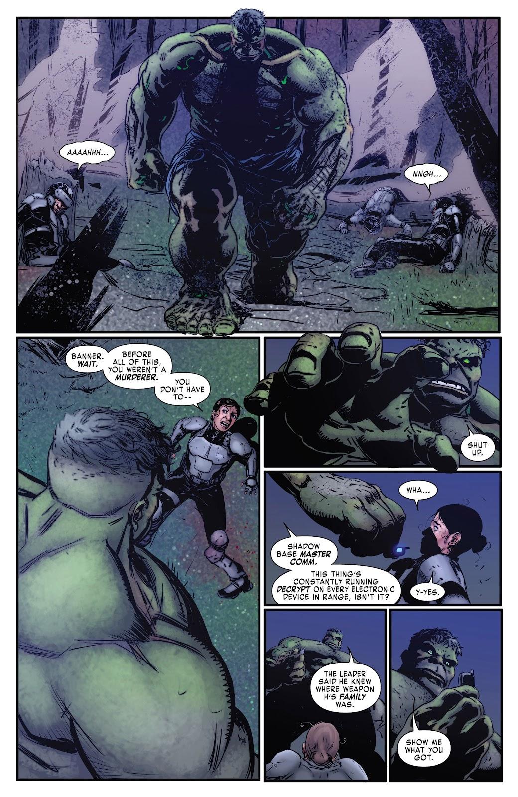Read online Hulkverines comic -  Issue #2 - 21
