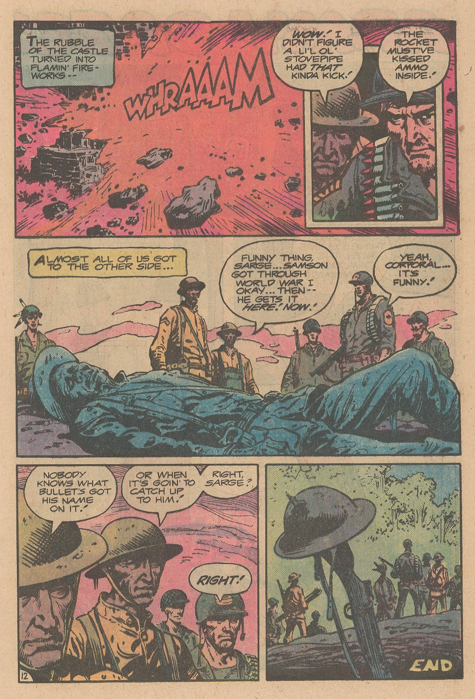 Sgt. Rock issue 355 - Page 13