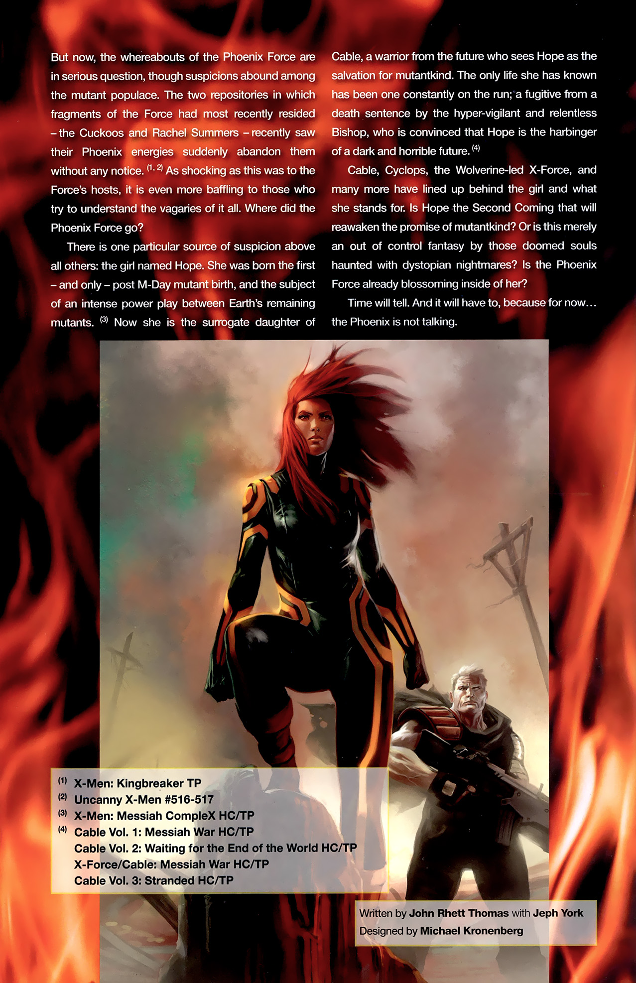 Read online Second Coming: Prepare comic -  Issue # Full - 26