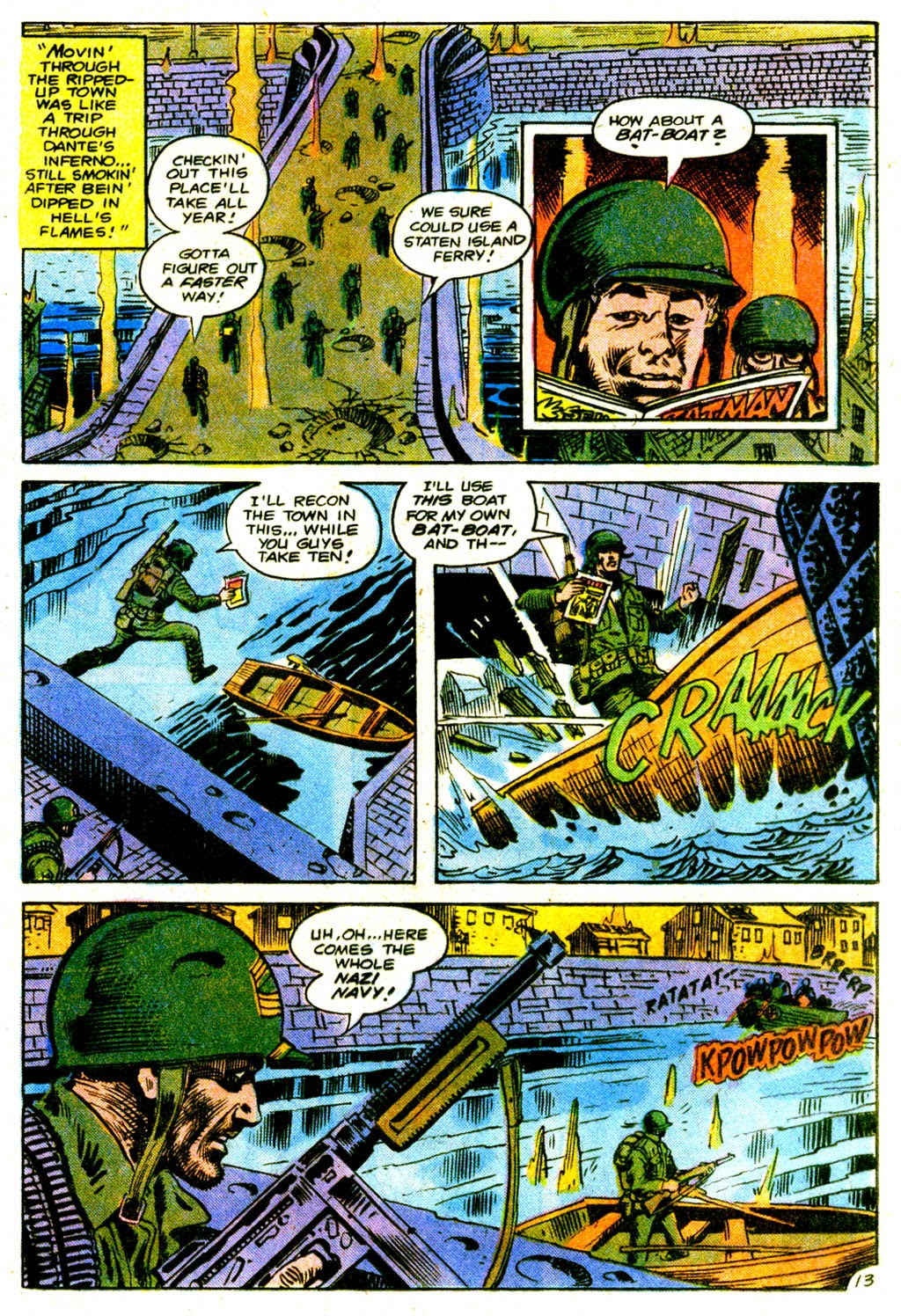 Read online Sgt. Rock comic -  Issue #317 - 24