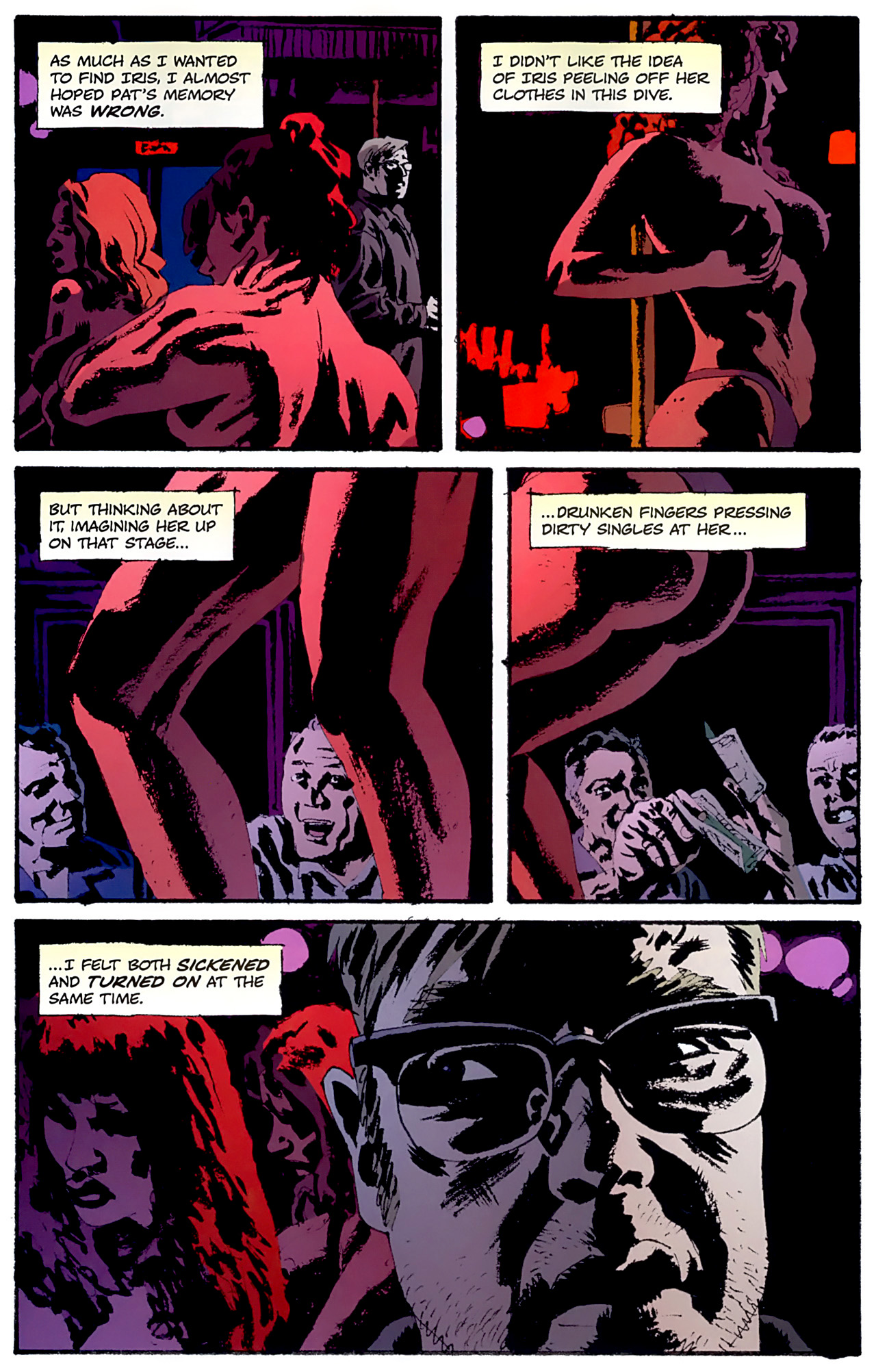 Read online Criminal (2008) comic -  Issue #6 - 23