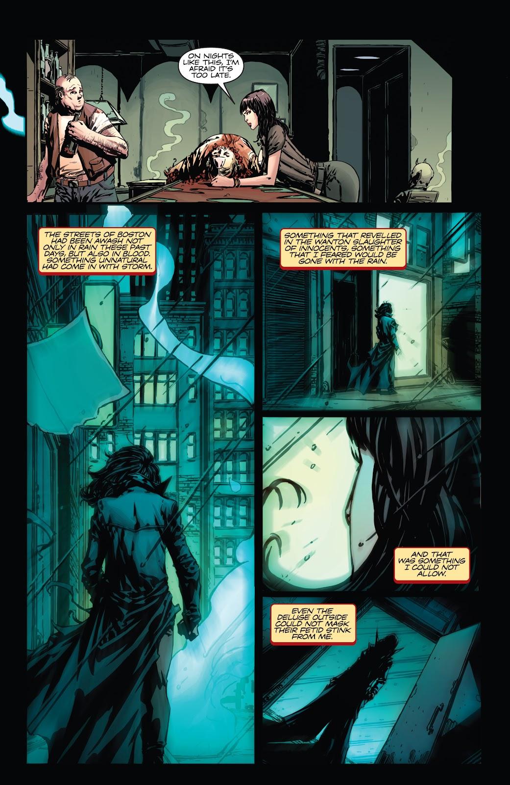 Read online Vampirella Strikes comic -  Issue #1 - 10