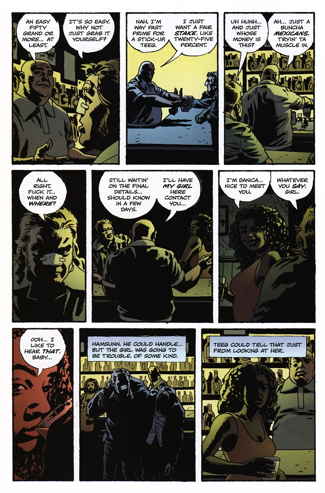 Read online Criminal (2008) comic -  Issue #2 - 15