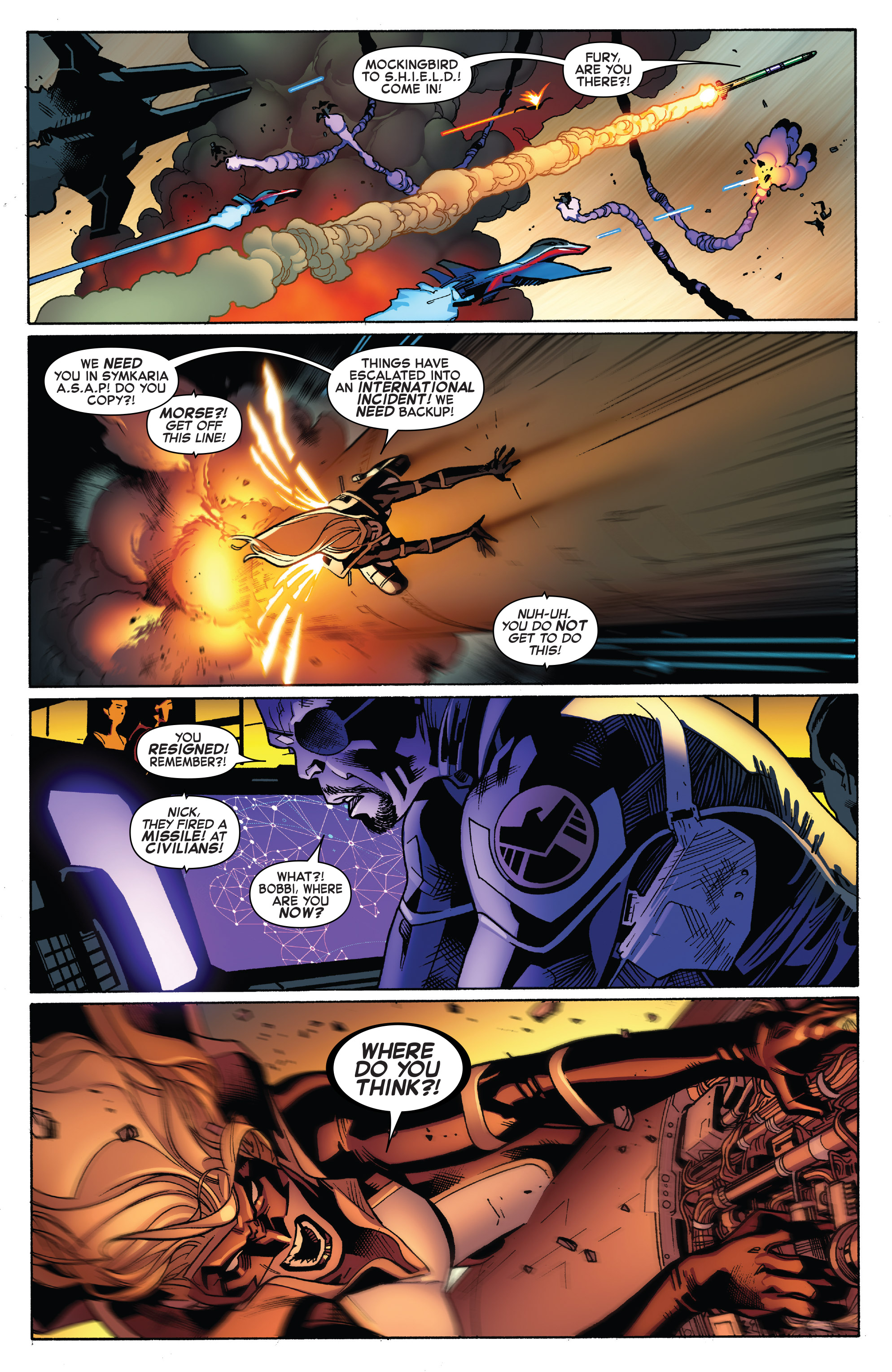 Read online The Amazing Spider-Man (2015) comic -  Issue #28 - 5