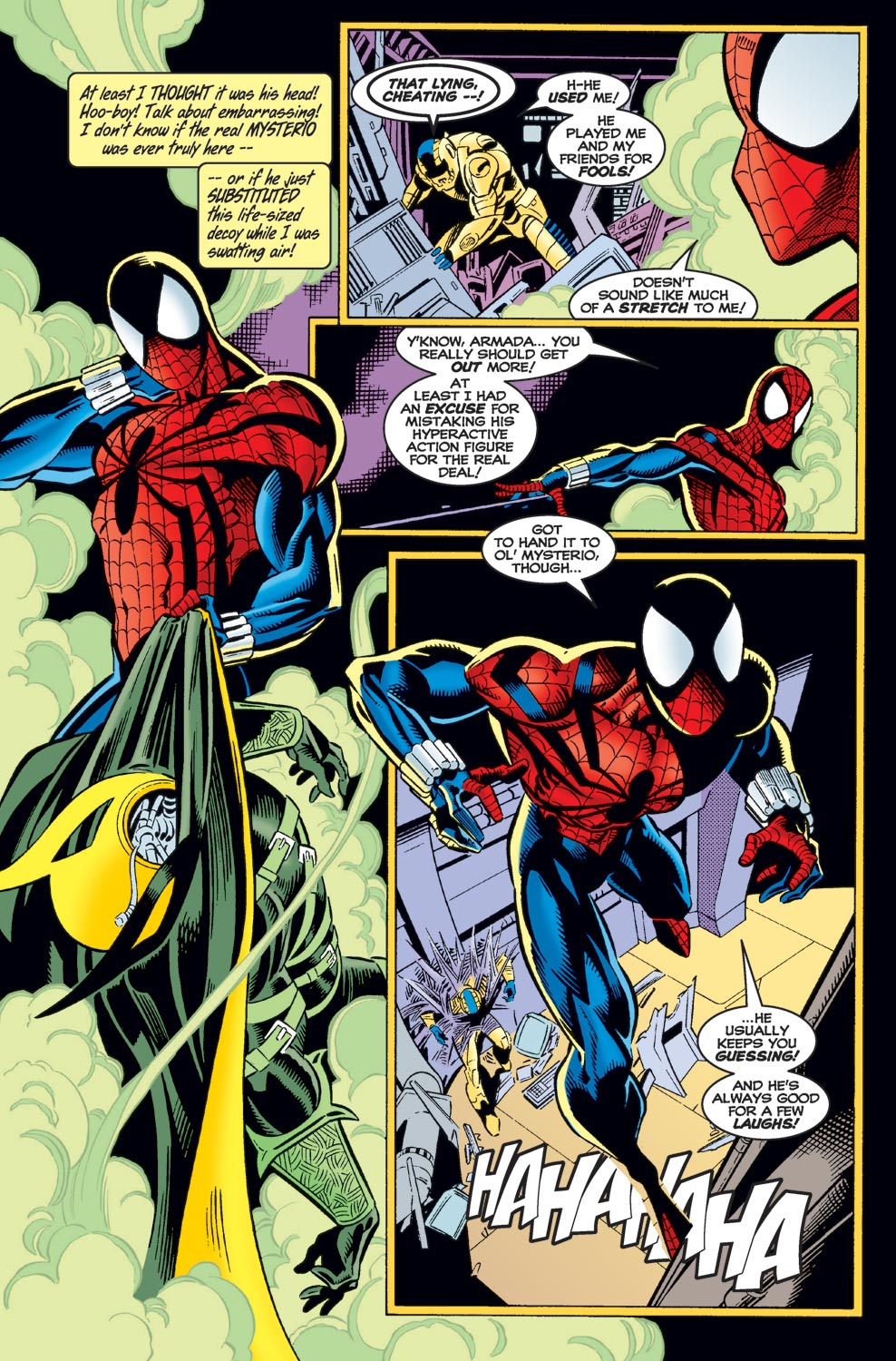 The Amazing Spider-Man (1963) 413 Page 20