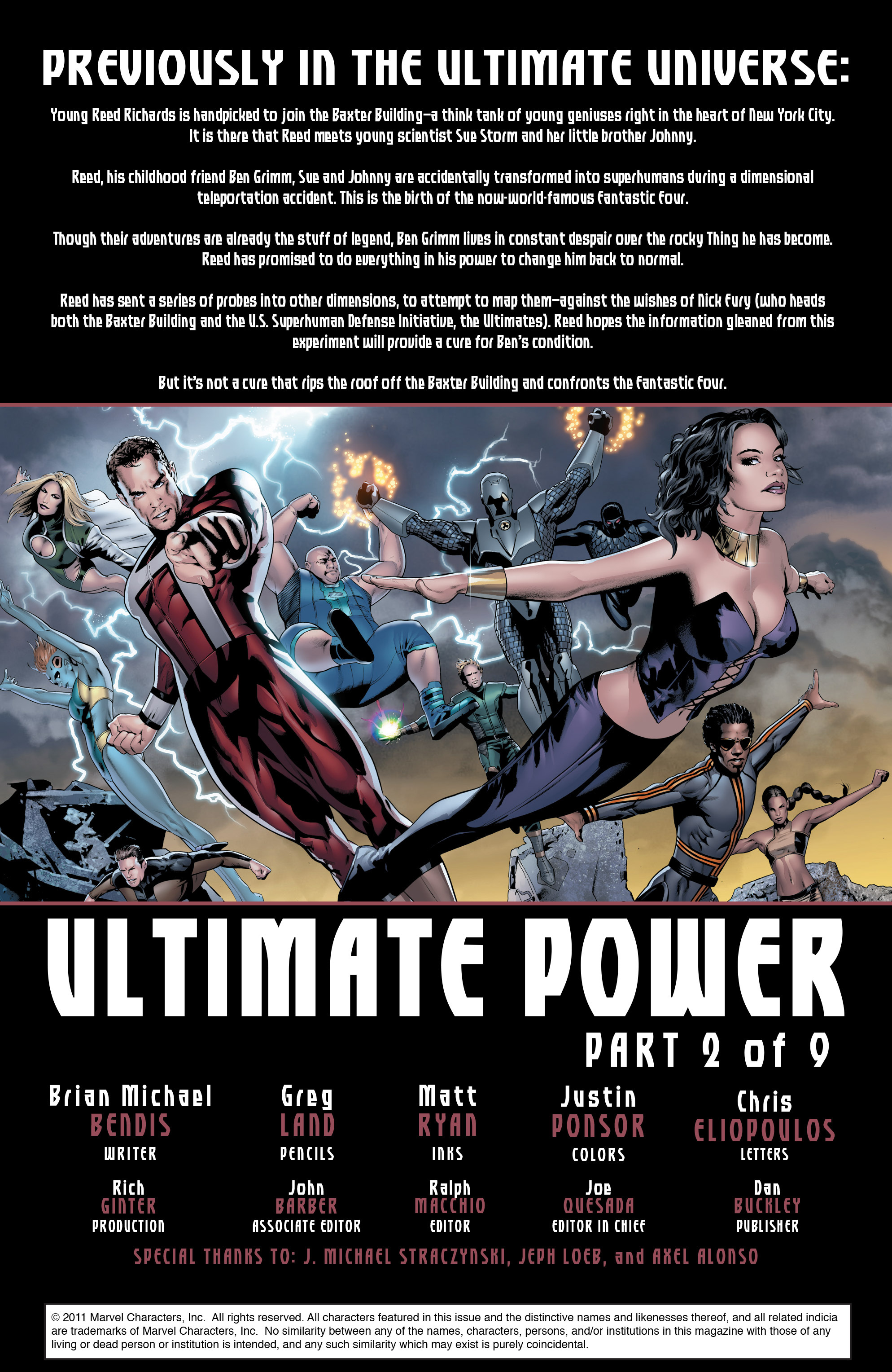 Read online Ultimate Power comic -  Issue #2 - 2