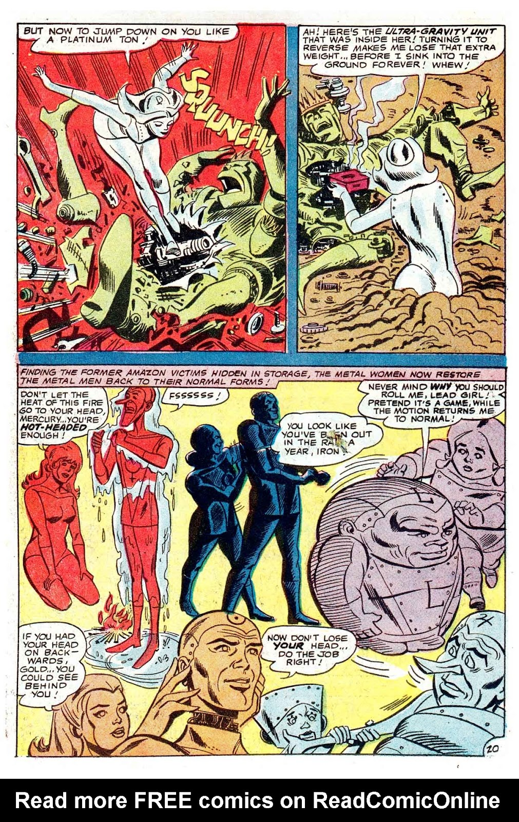 Metal Men (1963) issue 32 - Page 26