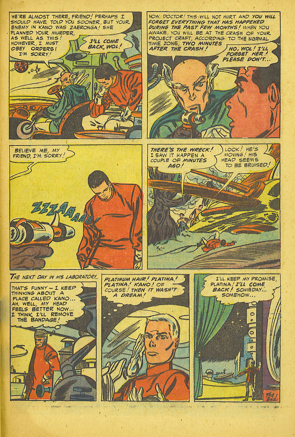 Read online Space Adventures comic -  Issue #16 - 23