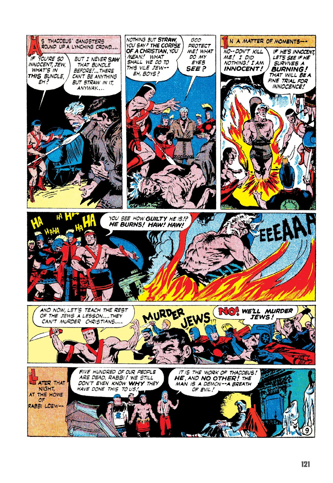 Read online The Joe Kubert Archives comic -  Issue # TPB (Part 2) - 32