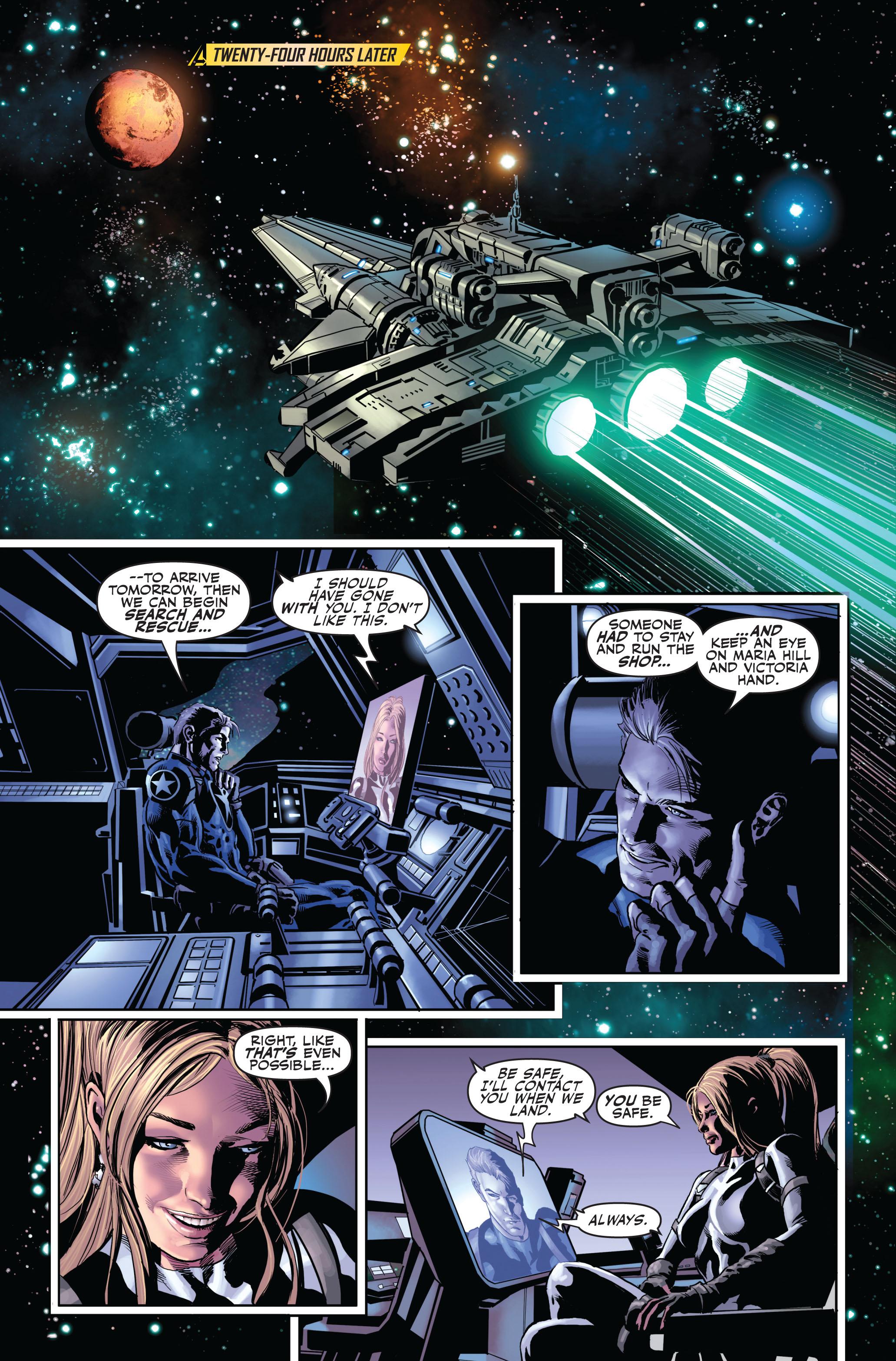 Read online Secret Avengers (2010) comic -  Issue #1 - 27