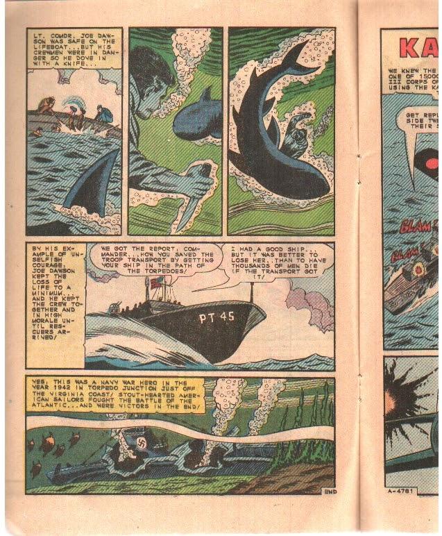 Read online Fightin' Navy comic -  Issue #122 - 16